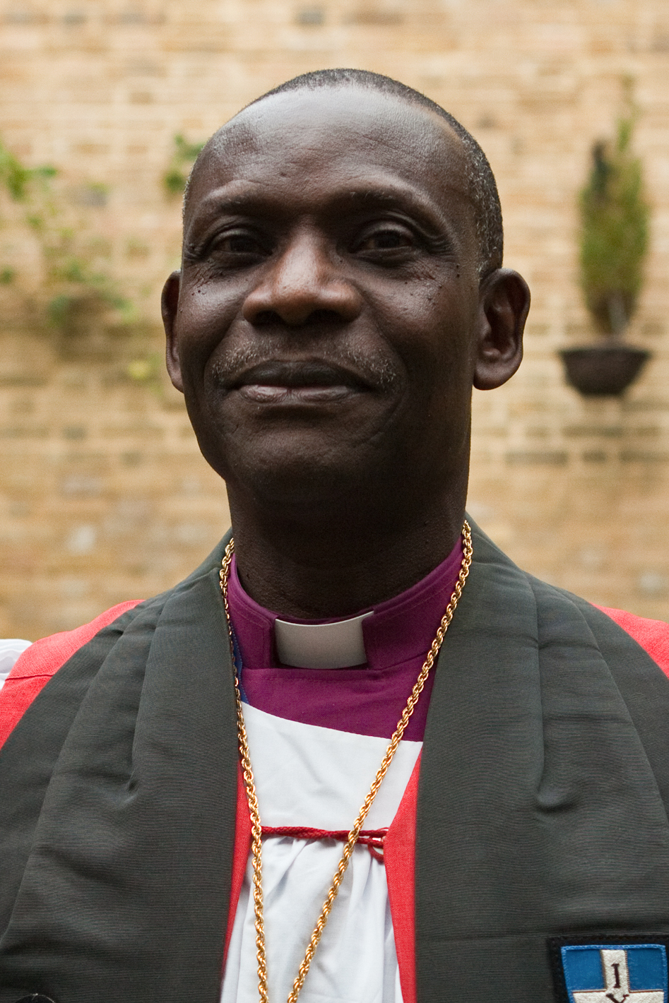 Anglican Communion Secretary General, Archbishop Josiah Idowu-Fearon