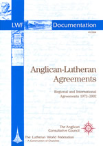 Anglican Lutheran